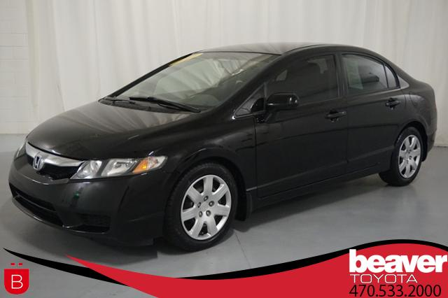 Pre Owned 2011 Honda Civic 4dr Auto LX