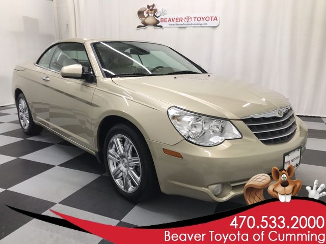 Pre-Owned 2010 Chrysler Sebring Limited