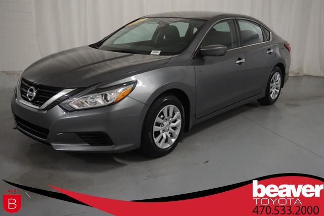 Pre Owned 2017 Nissan Altima 2.5 S Sedan