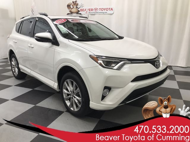 Certified Pre-Owned 2018 Toyota RAV4 Platinum