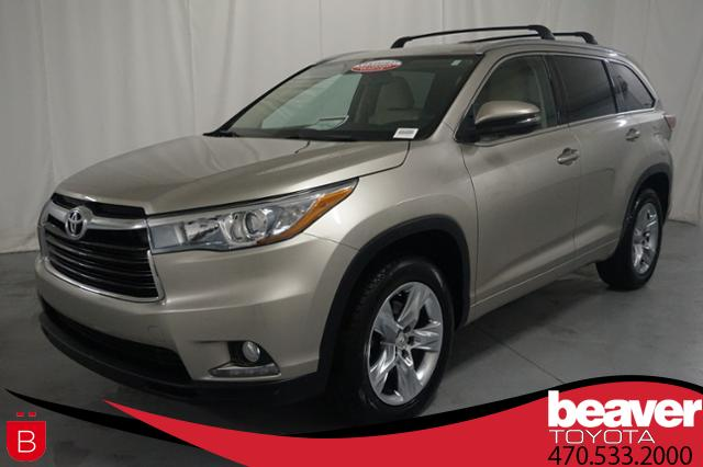 Certified Pre-Owned 2015 Toyota Highlander FWD 4dr V6 Limited