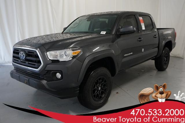 New 2019 Toyota Tacoma 2wd Sr5 Double Cab 5 Bed V6 At Crew Cab