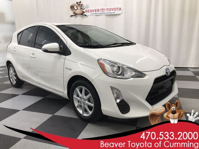 Certified Pre-Owned 2016 Toyota Prius c Three