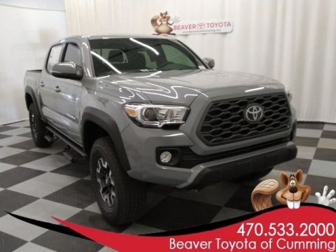 New 2020 Toyota Tacoma TRD Offroad