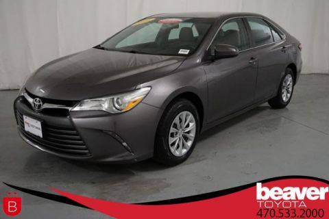 Certified Pre-Owned 2016 Toyota Camry 4dr Sdn I4 Auto LE