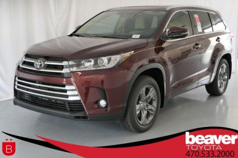 New 2017 Toyota Highlander Limited Platinum V6 AWD AWD