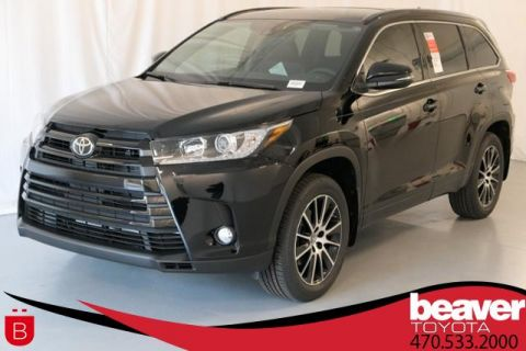 New 2018 Toyota Highlander SE V6 AWD With Navigation & AWD