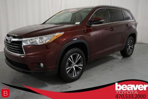 Certified Pre-Owned 2016 Toyota Highlander FWD 4dr V6 XLE