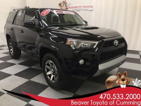 Certified Pre-Owned 2018 Toyota 4Runner TRD Off-Road